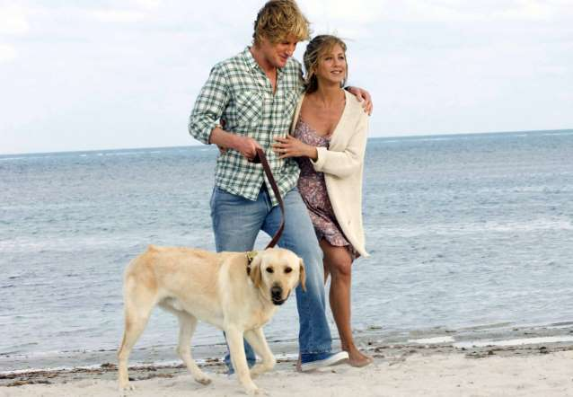 Jennifer Aniston u filmu Marley & Me