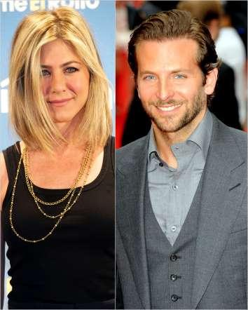 Jennifer Aniston i Bradley Cooperom