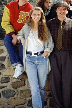 Gwyneth Paltrow kao tinejdzer