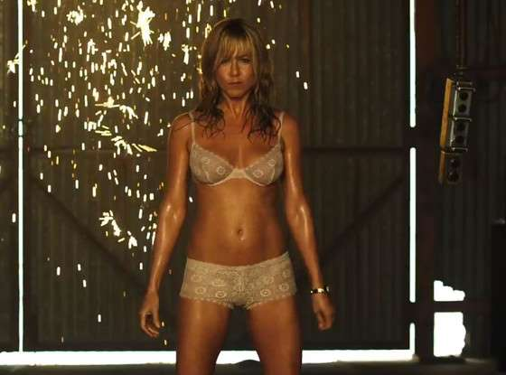 Jennifer Aniston kao styriptizeta u komediji We're the Millers