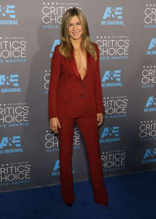 Jennifer Aniston na Critics Choise Movie Awards