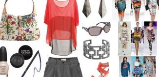 prolecne modne kombinacije
