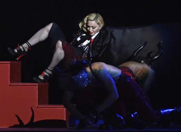 Pevačica Madonna