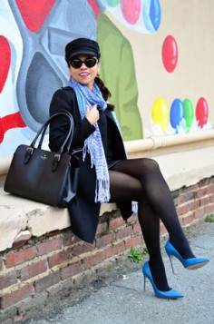 Uskladite marame sa bojom cipela