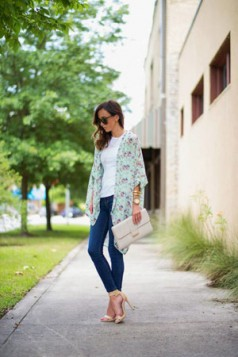 Kimono jakna za sezonu prolece 2015