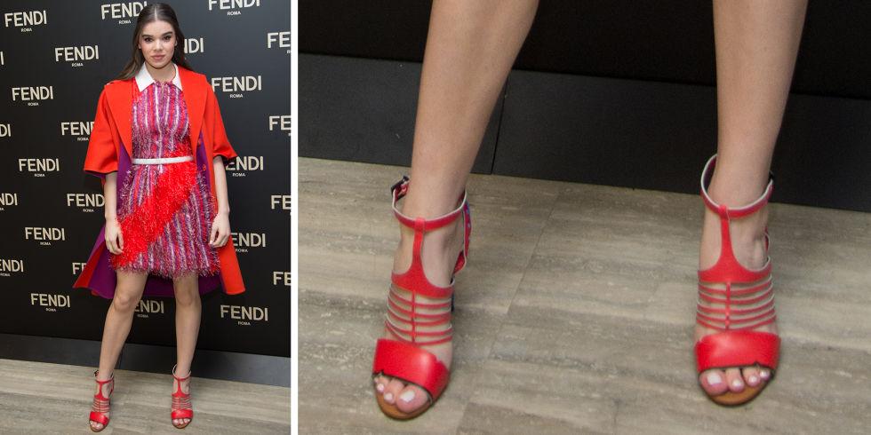 Fendi Cage sandale