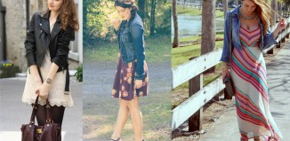 Kako da kombinujete jakne i haljine