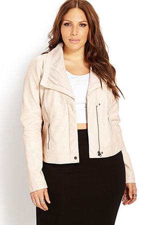 Cropped jakna