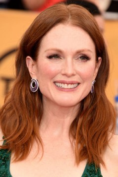 copper red Julianne Moore