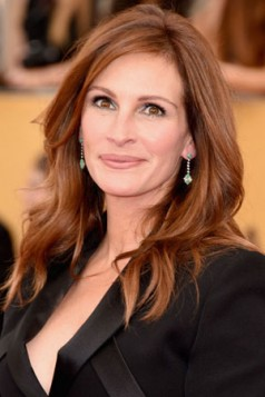 chestnut red Julia Roberts