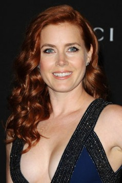 chestnut red Amy Adams