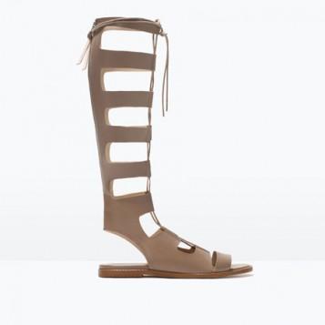bez ravne gladijator sandale