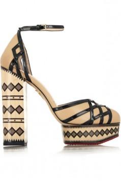 sandale sa etno motivima