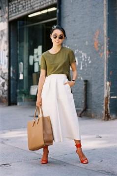 bele culottes pantalone