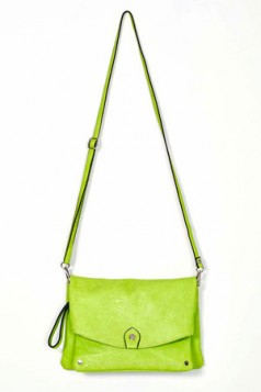 svetlo zelena torba