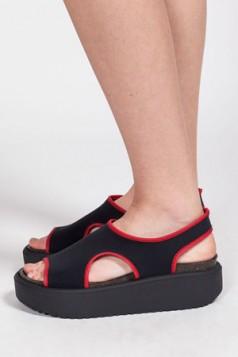 sportske sandale sa ravnom platformom