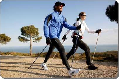 fit hodanje sa stapovima