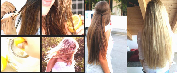 posvetljavanje kose