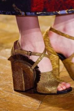 dramaticne metalik cipele