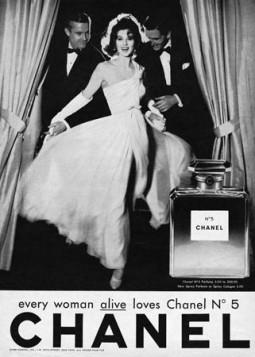 reklama za Chanel no.5
