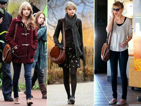 Taylor Swift i Ralph Lauren jahacka torba