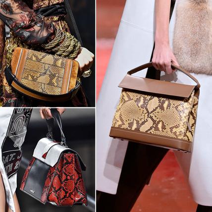 torbe sa zmijskim printom