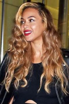 Beyonce duga slojevita frizura
