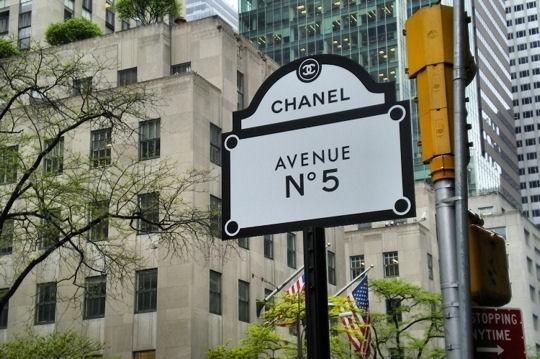 broj 5 srecan broj Coco Chanel