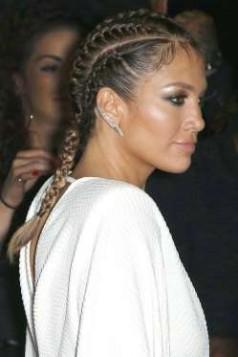Jennifer Lopez africke pletenice