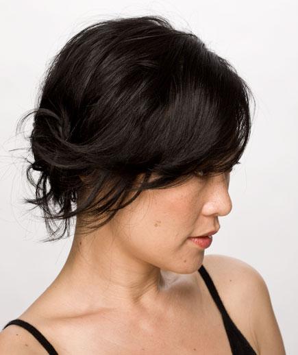 jednostavna kosa sa strane