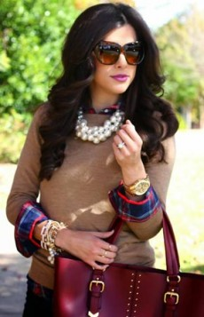 klasicna zlatna ogrlica