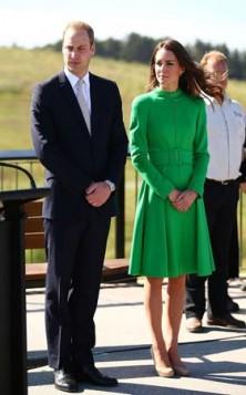 svetlo zeleni kaput