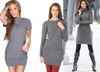 džemper haljine