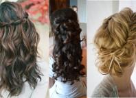 Svečane frizure za 2016. godinu