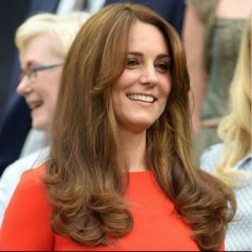 Kate Middleton bronde