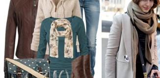 Odevne kombinacije za zimu 2016