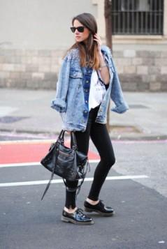 kozne cipele i torbe uz kezual outfit