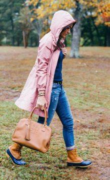 roze kisna jakna