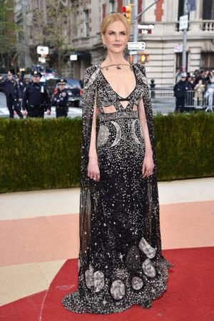 Nicole Kidman na Met Gala 2016
