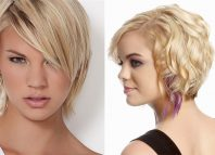 Moderne frizure za retku kosu