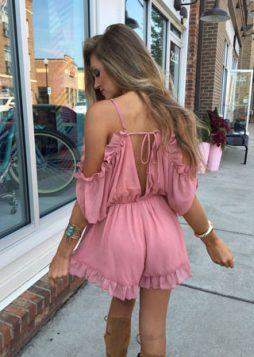 haljina sa karnerima