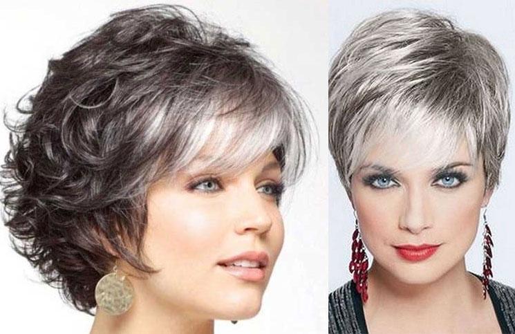Frizure za srednje dugu kosu sa šiškama - YouTube  |Frizure Sa Figarom
