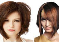 popularne bob frizure