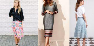 Suknje koje svim damama lepo stoje