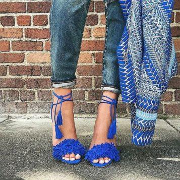sarene festivalske sandale sa detaljima
