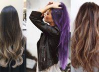 Boje za kosu za jesen 2016 godine