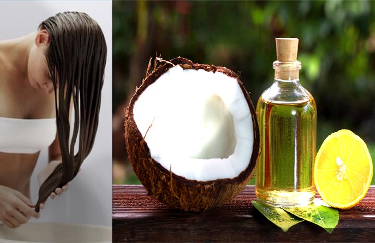 kokosovo ulje limun