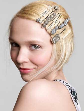 Šnalice u kosi