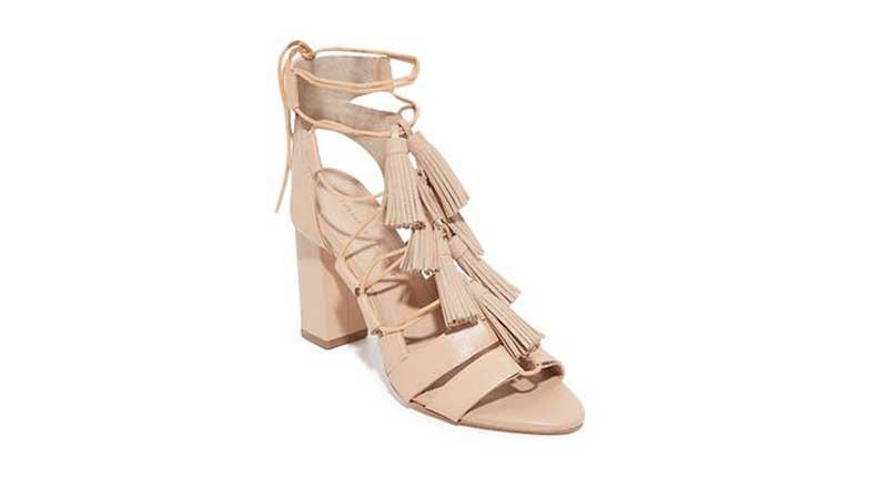 Loaffler Randall Luz Tassel sandale