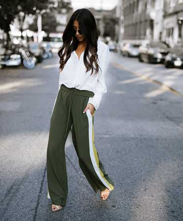 Pantalone sa trakicama